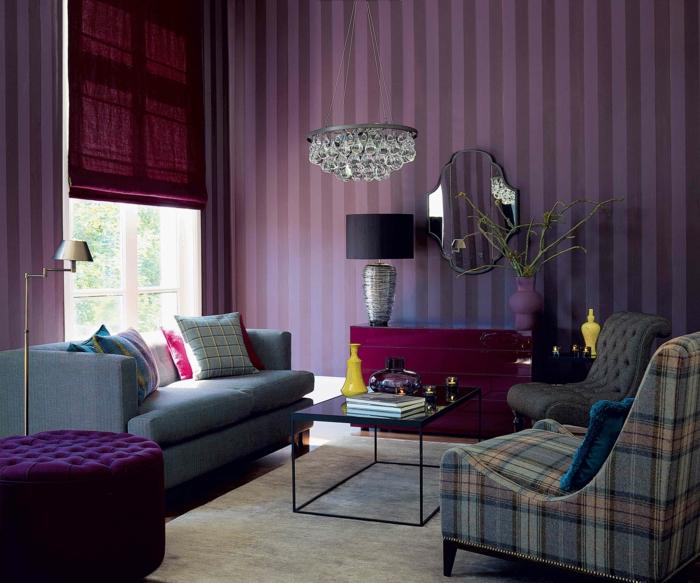 Wohnzimmer Design Lila ~ Inspirierende Bilder Von Wohnzimmer ... Wohnzimmer Design Lila