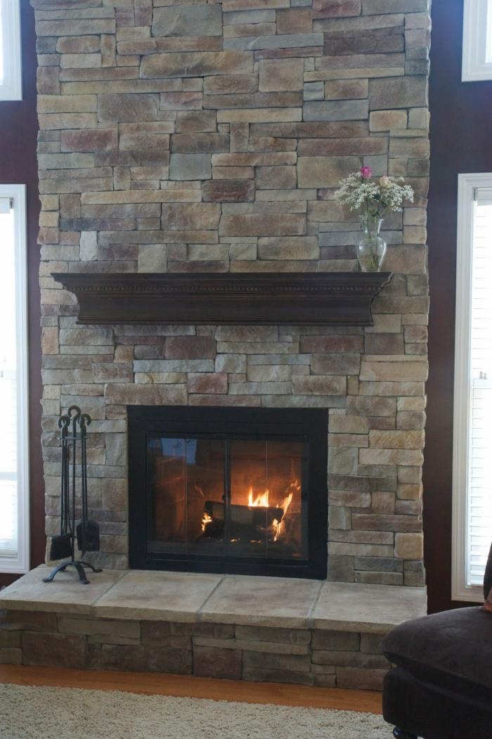gemauerter kamin cheap with gemauerter kamin affordable. Black Bedroom Furniture Sets. Home Design Ideas