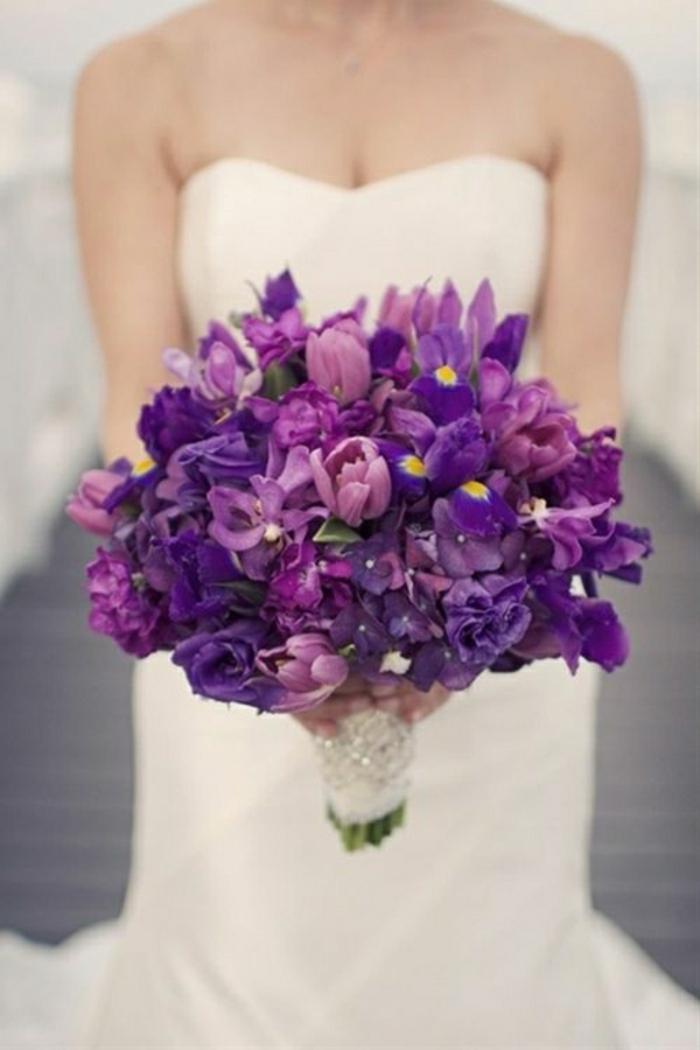 Gerbera Hochzeitsstrau