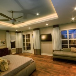 Recessed Lighting Layout Living Room Tv Wall Mount Designs For Indirekte Beleuchtung An Decke: 68 Tolle Fotos! - Archzine.net