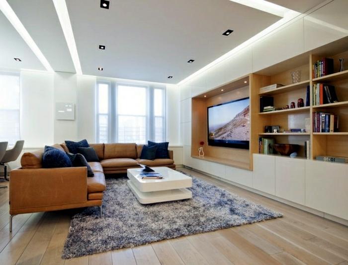 Deckenbeleuchtung Wohnzimmer Selber Bauen Dumss Com