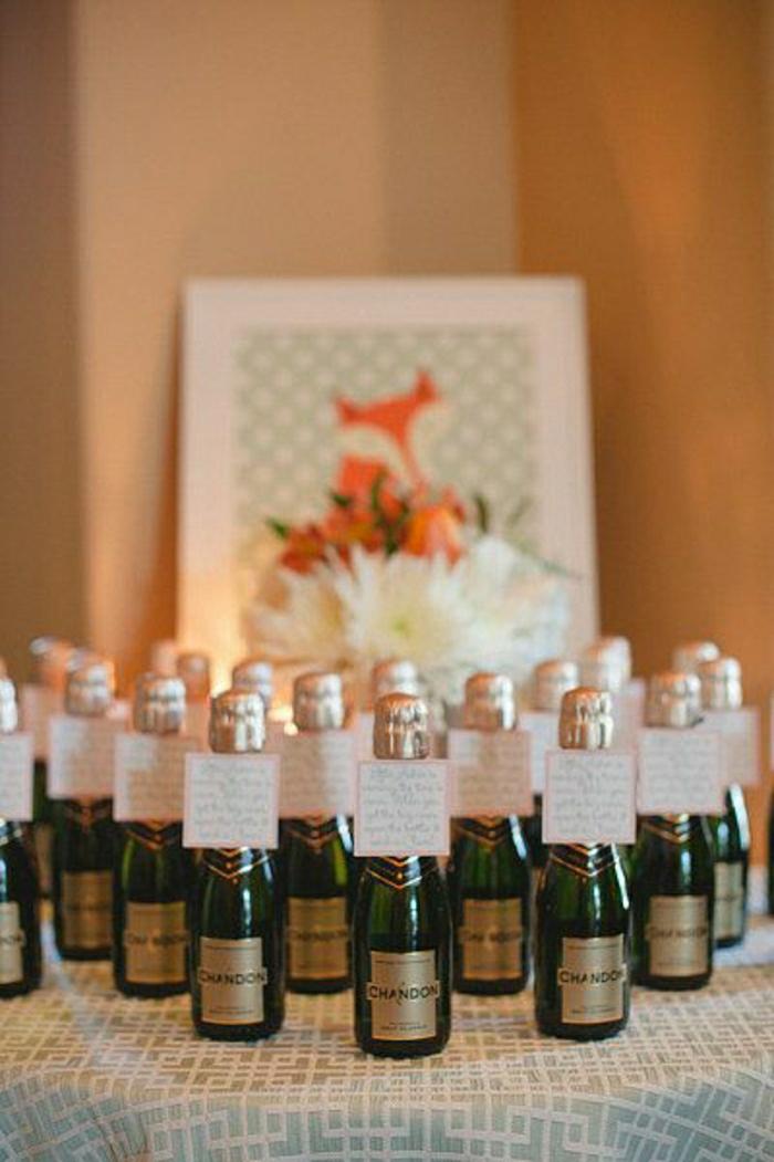 Personalisierte Flaschenetiketten  wenn der Wein Seele