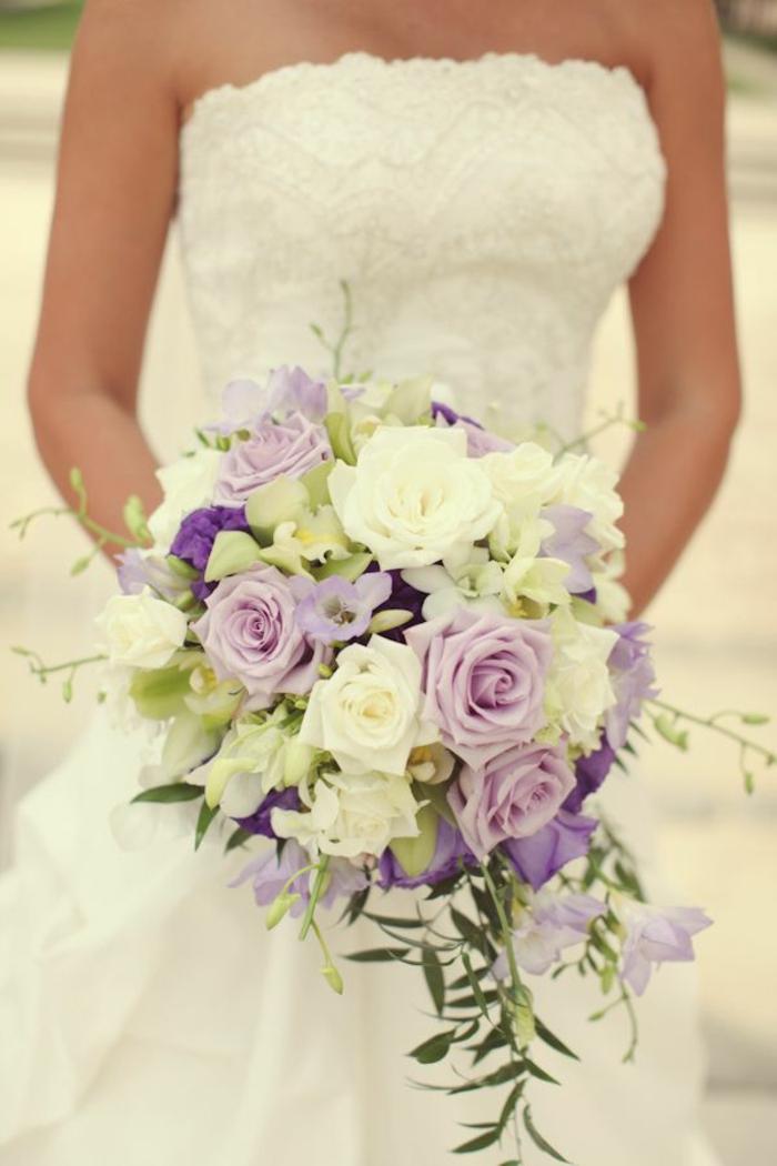 Hochzeitsstrau Orchideen