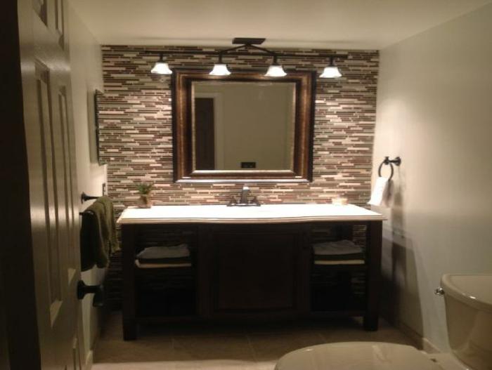 44 Modelle Spiegelschrank frs Bad mit Beleuchtung  Archzinenet