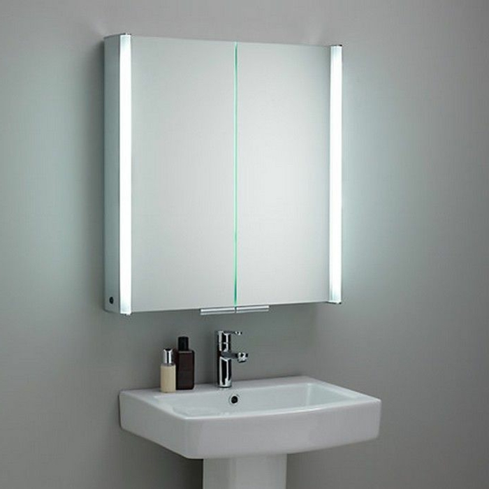 Spiegelschraenke Fuers Badezimmer
