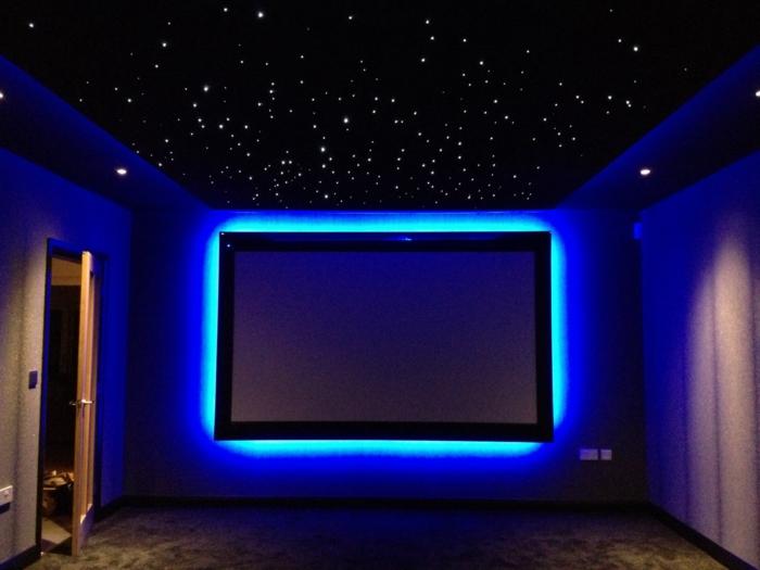 44 Fotos Sternenhimmel aus Led fr ein luxurises Interieur