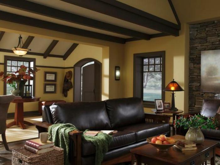 Zimmerdecken Ideen Erker Komplett Aus Zirbenholz