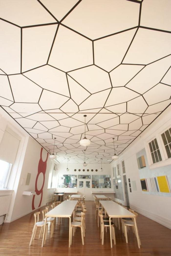 Zimmerdecken neu gestalten 49 unikale Ideen  Archzinenet