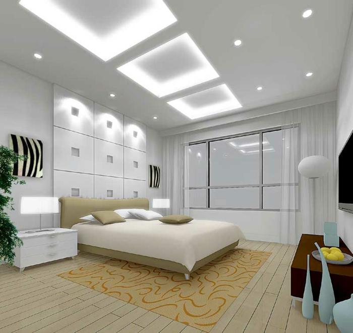 wohnzimmer decke gestalten - tyentuniverse - Schlafzimmer Decken Gestalten
