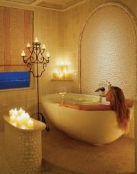 41 fantastische ovale Badewanne Modelle