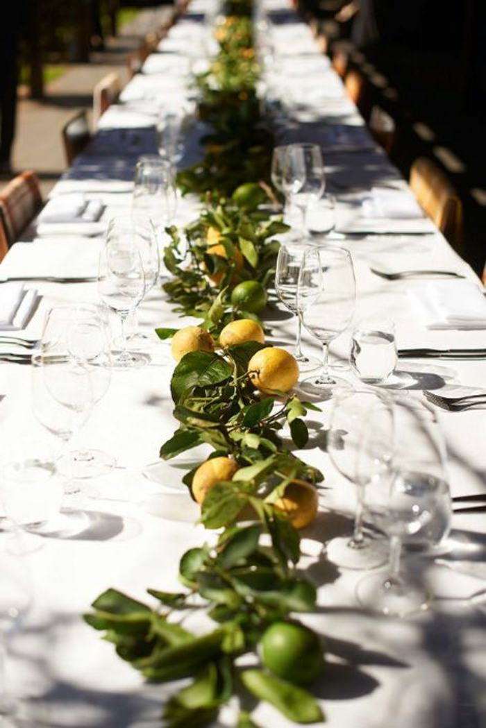 40 leichte schnelle und gnstige Tischdekoration Ideen