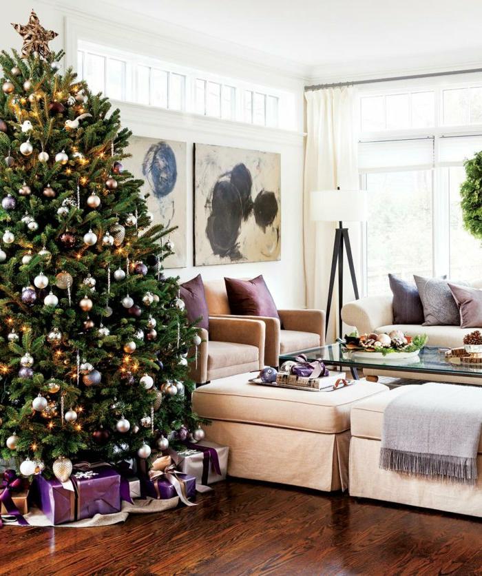 Weihnachtsbaum schmcken  40 einmalige Bilder zum Fest