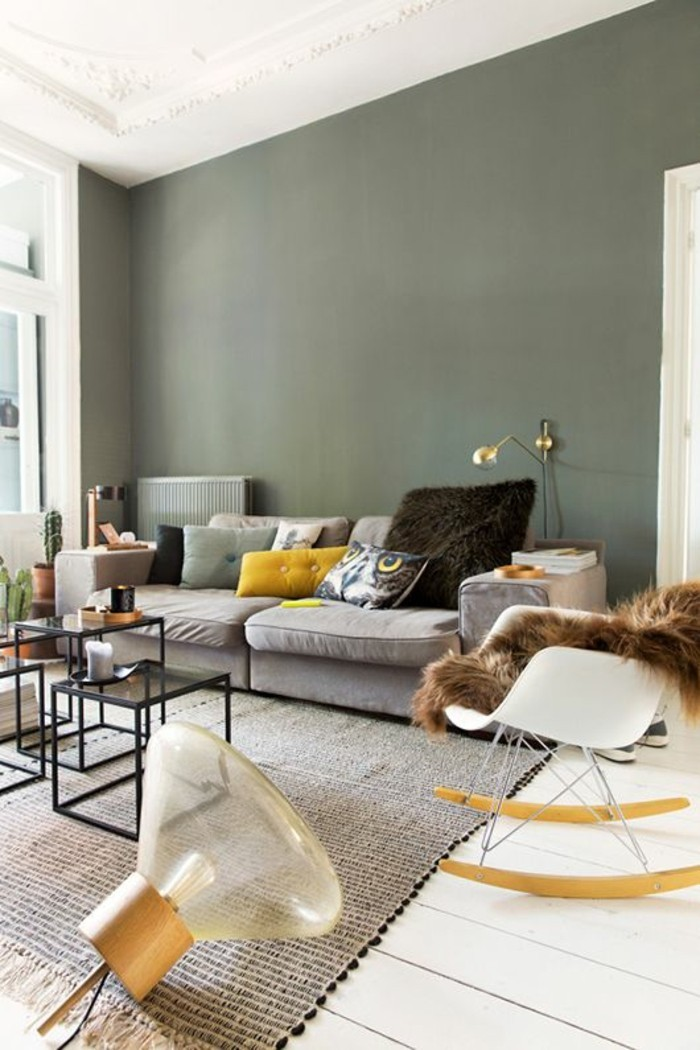 wohnzimmer farblich gestalten - boisholz - Wohnzimmer Farblich Gestalten In Rot