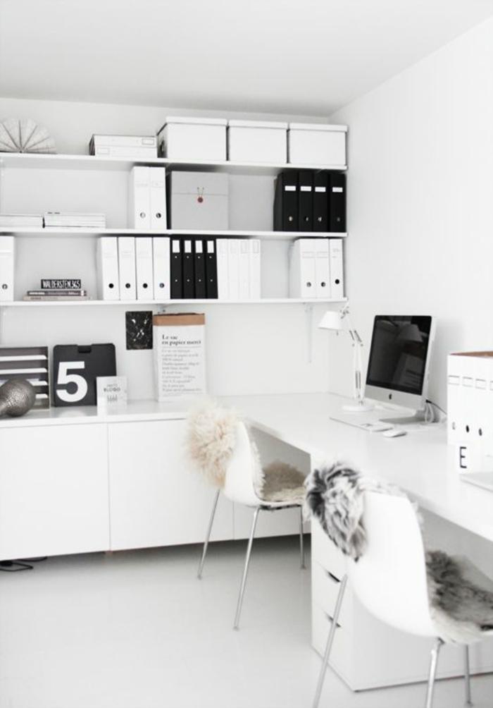 42 kreative und praktische Einrichtungsideen frs Arbeitszimmer  Archzinenet