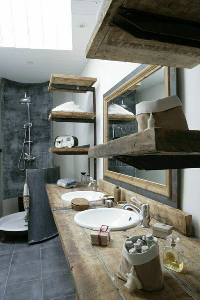 meuble cuisine bois massif