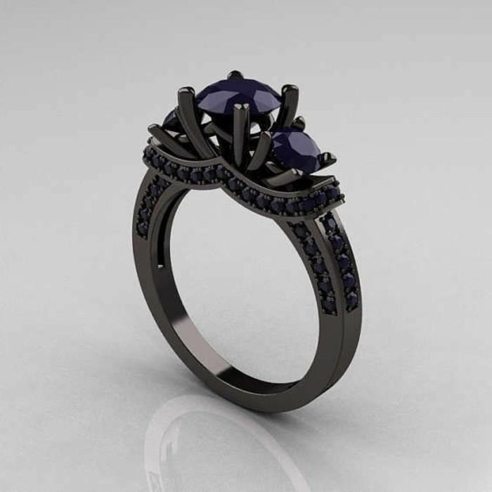 45 Modelle ausgefallene Ringe  Archzinenet