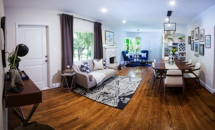 Wunderschönen Wohnzimmer Im Landhausstil Einrichten How To Style ...