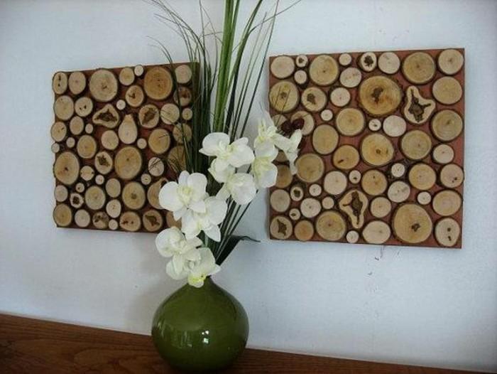 Tischdeko holz selber machen  Tischdeko Mit Holz Selber Machen   Moregs