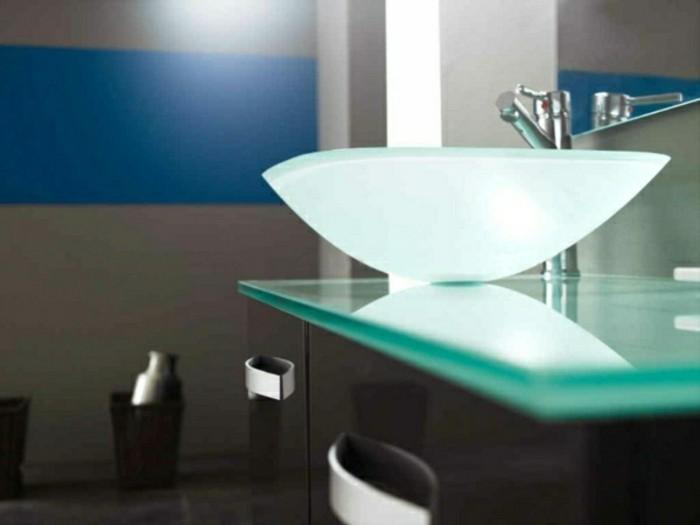 Erstaunliche Glas Waschbecken Modelle fr jedes Badezimmer  Archzinenet