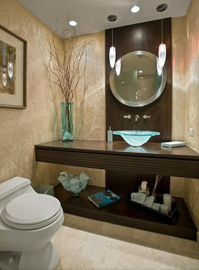 Erstaunliche Glas Waschbecken Modelle fr jedes Badezimmer