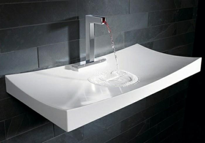 Moderne Waschbecken - Bilder zum Inspirieren - Archzine.net