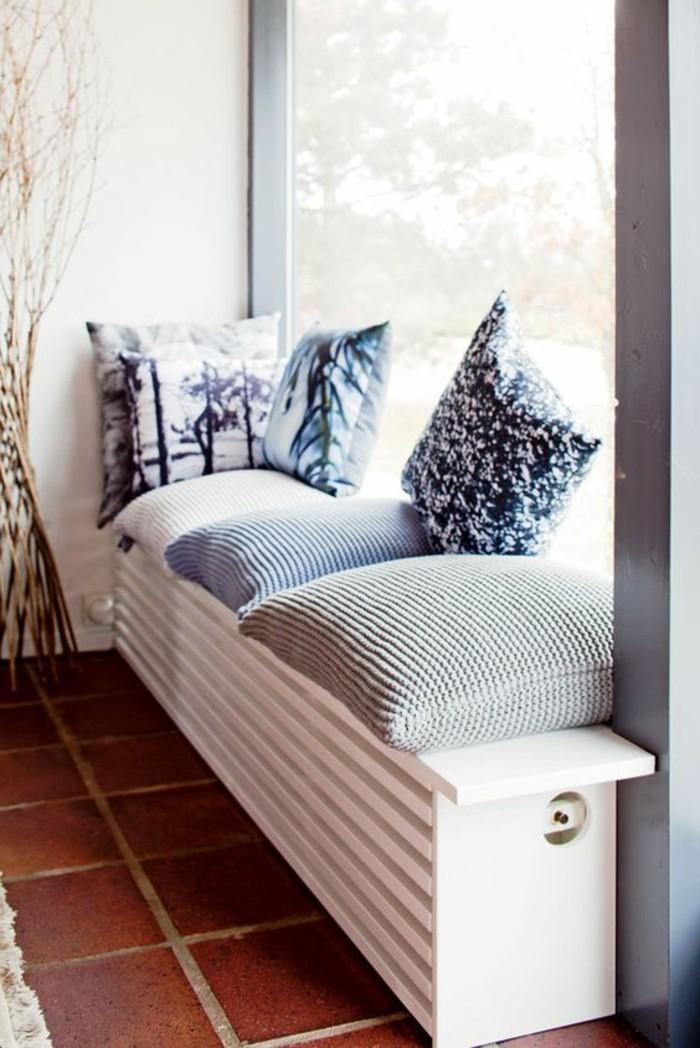 43 Ideen fr behagliche Sitzecke auf der Fensterbank