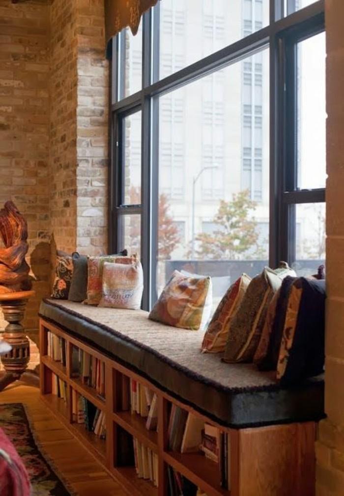 43 Ideen fr behagliche Sitzecke auf der Fensterbank  Archzinenet