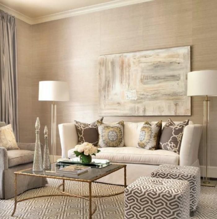 wohnzimmer dekorieren - tyentuniverse - Gestaltungsidee Wohnzimmer