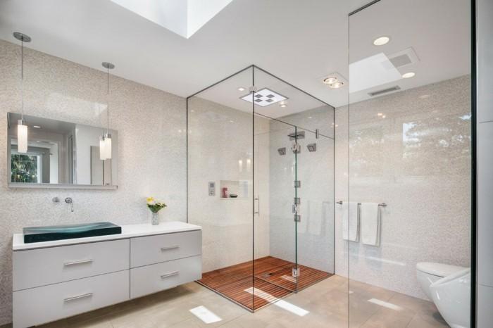 120 moderne Designs von Glaswand Dusche  Archzinenet