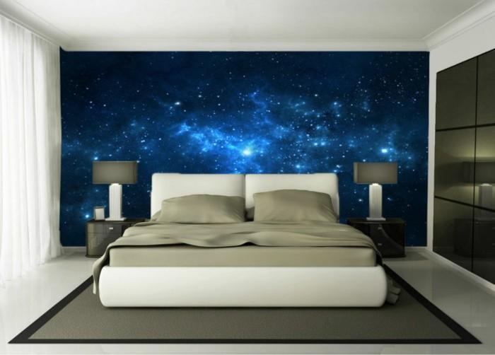 Tapeten Schlafzimmer Gestaltungsideen