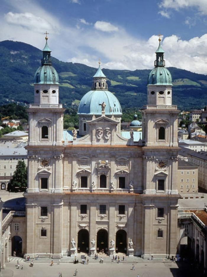 20 Bauwerke der Barock Architektur