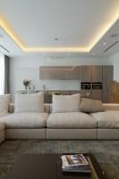 Welche Deckengestaltung fürs Wohnzimmer gefällt Ihnen ...
