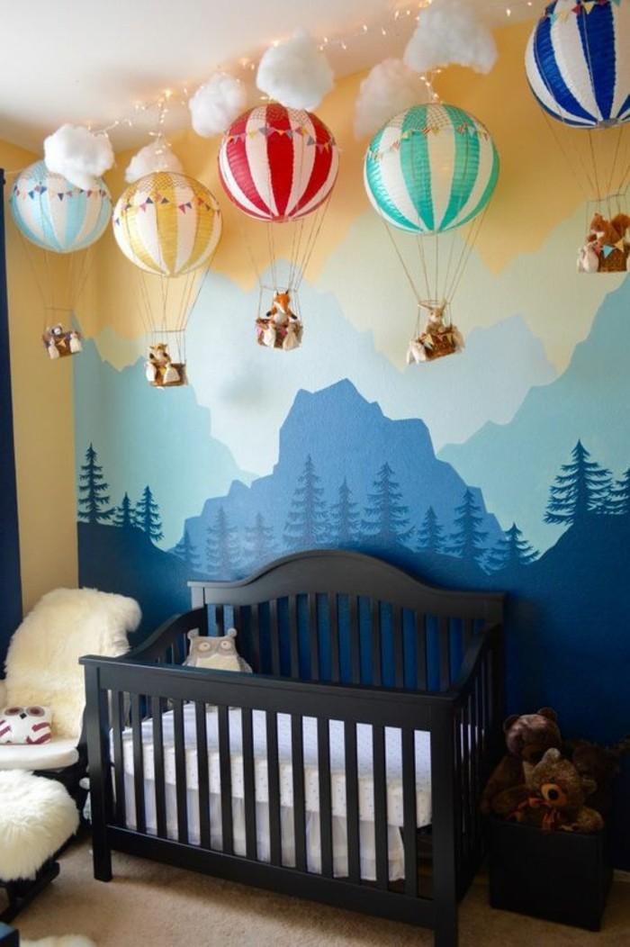 110 kreative Ideen Fototapete frs Kinderzimmer