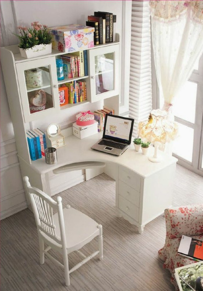 Kleiner Schreibtisch  kompakt und schn  Archzinenet