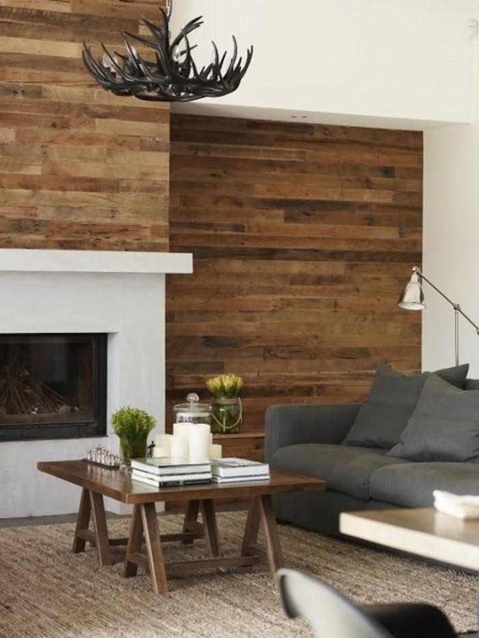 Wohnzimmer Wandgestaltung Ideen, wohnzimmer ideen wandgestaltung braun – celebrity home design, Design ideen