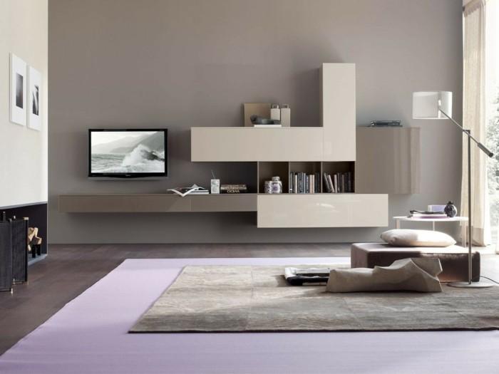 Wohnzimmer Design Wandgestaltung – Wohnzimmer ideen