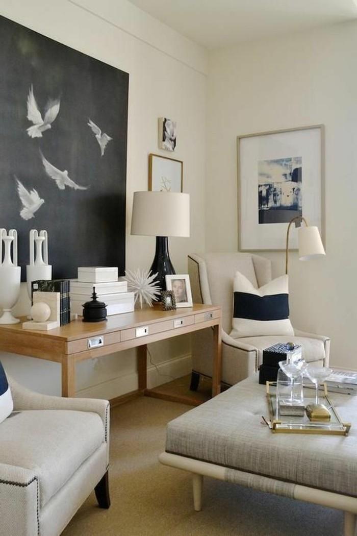 ... 120 Wohnzimmer Wandgestaltung Ideen! Archzinenet