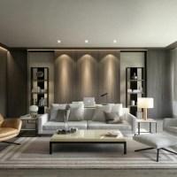 120 Wohnzimmer Wandgestaltung Ideen! - Archzine.net