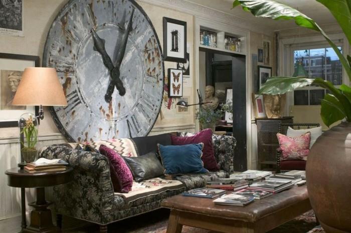 modern wanddekoration wohnzimmer in wohnzimmer » terrassenholz - Wanddekoration Wohnzimmer