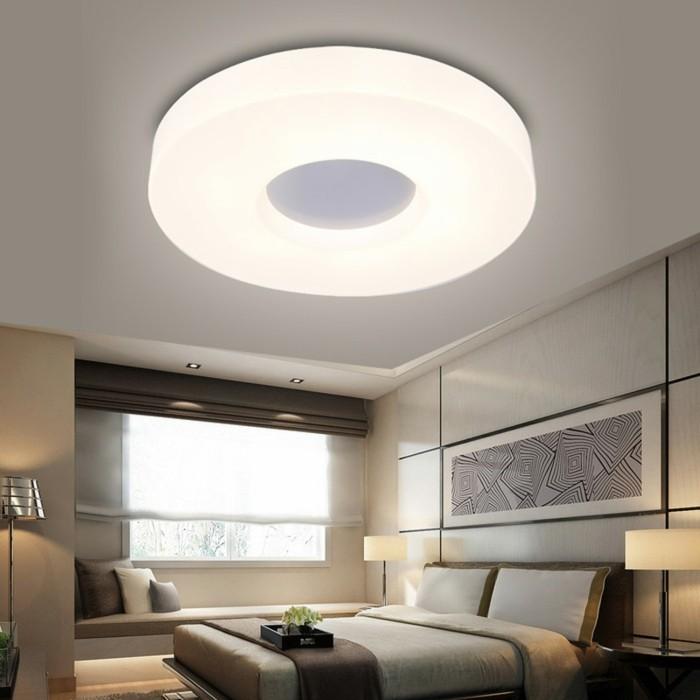 Deckenleuchte Schlafzimmer  Licht vor Schlaf  Archzinenet