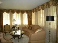 Gardinen fr Wohnzimmer - eine durchsichtige Dekoration ...