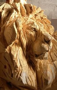 Holzschnitzerei - eine Kunst als Dekoration - Archzine.net