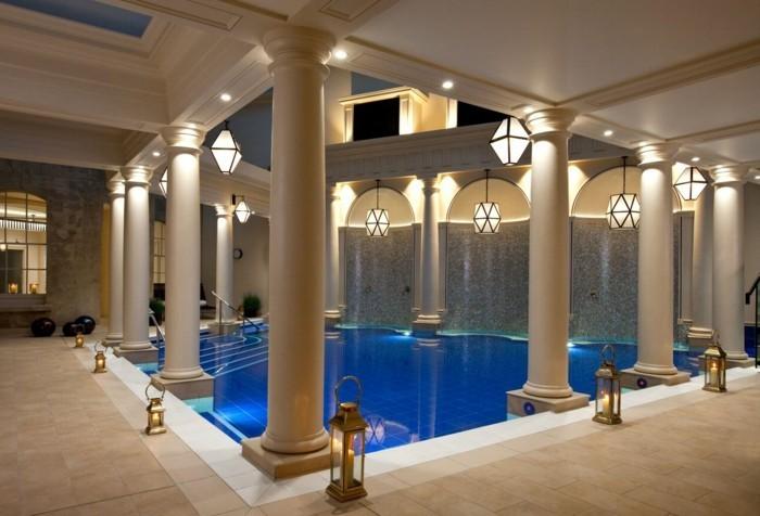 Luxus Badezimmer  40 wunderschne Ideen