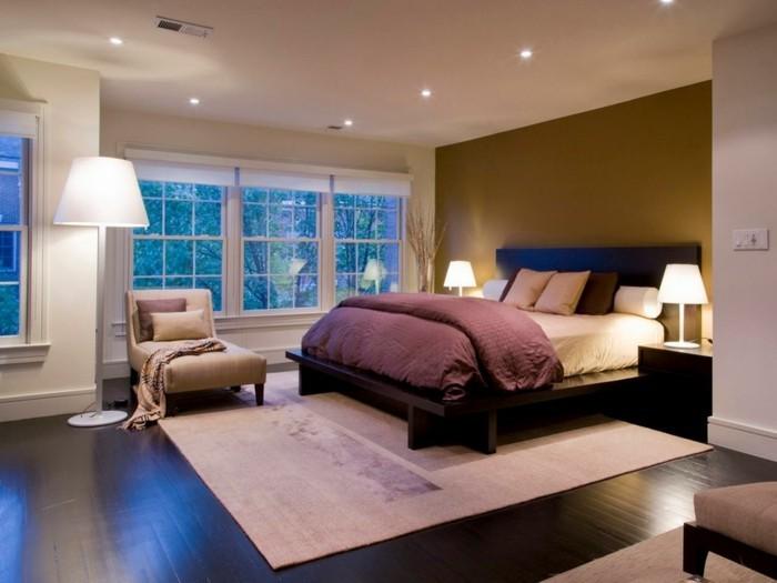 Deckenleuchte Schlafzimmer  Licht vor Schlaf