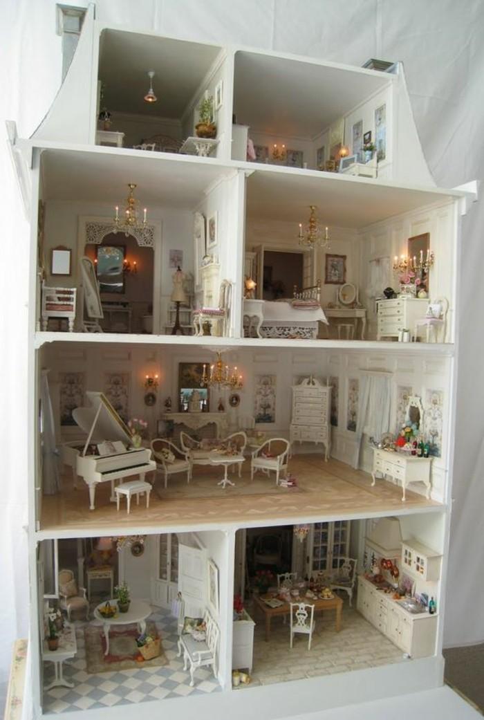 Puppenhaus  Spielzeug und Kunstwerk  Archzinenet