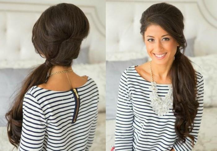 40 Schicke Vorschläge Für Schnelle Und Einfache Frisuren Archzine Net