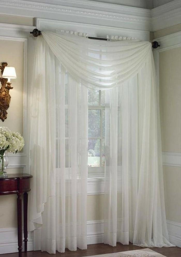 60 elegante Designs von Gardinen fr groe Fenster  Archzinenet