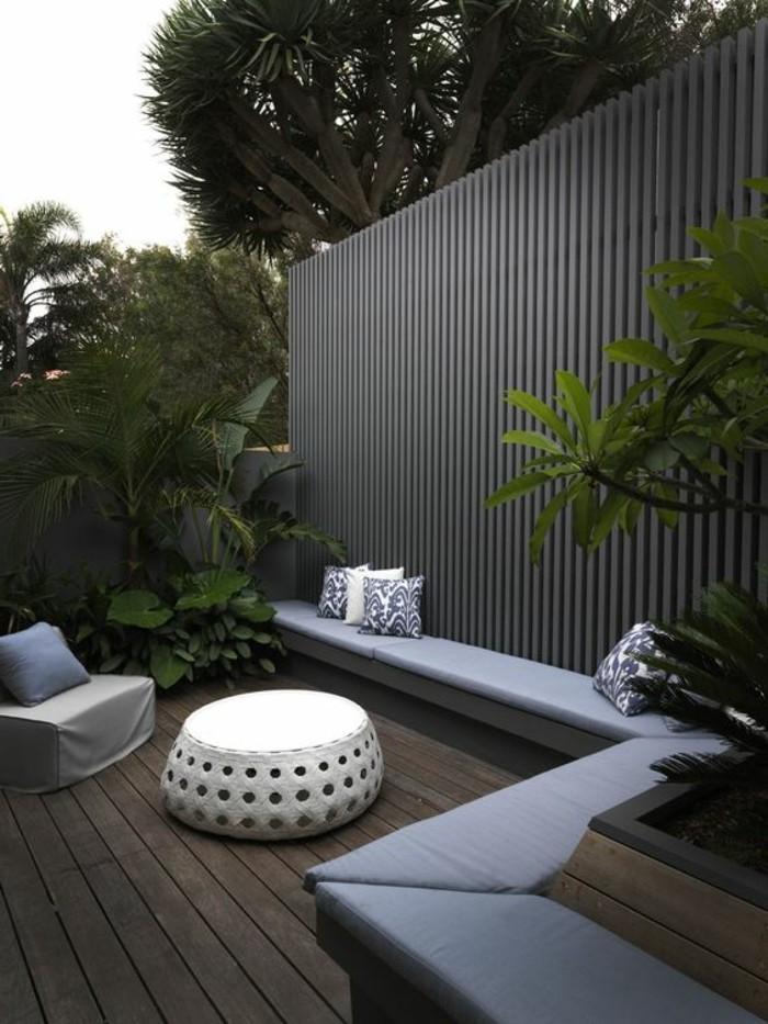1001  Ideen fr moderne Gartengestaltung zum Genieen an warmen Tagen