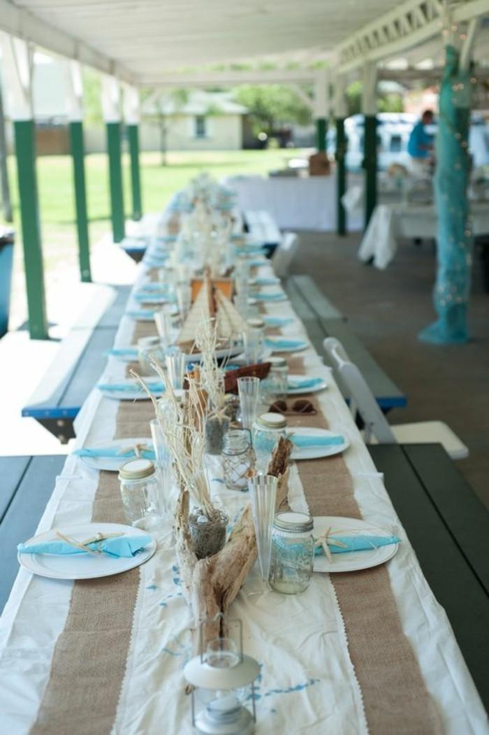 40 maritime Tischdeko Ideen viele davon DIY  Archzinenet