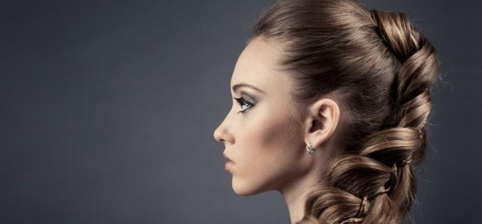 40 Schicke Vorschläge Für Schnelle Und Einfache Frisuren